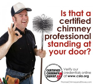 Verify Certified Chimney Professional